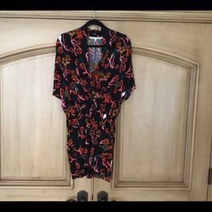 RACHEL Rachel Roy beautiful print dress